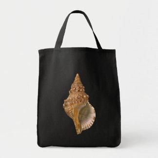 Vintage Marine Life Ocean Animal, Triton Seashell Tote Bag