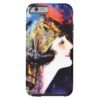 Vintage, Martha Mansfield Tough iPhone 6 Case