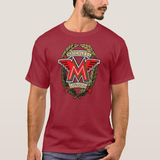 Vintage Matchless motorcycles of London T-Shirt