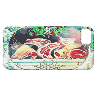 Vintage Meat Promo 1872 Case For The iPhone 5