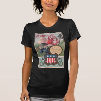Vintage Memorial Day - One Country T Shirts