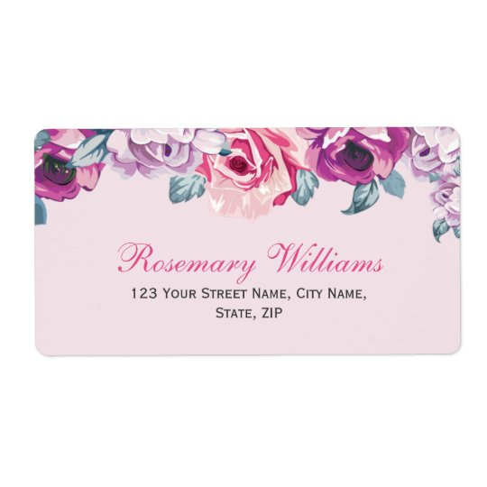 Vintage Memories Shipping Labels