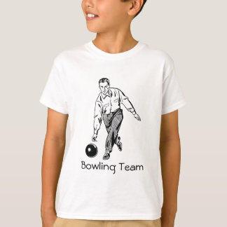 Vintage Men's Bowling Tees