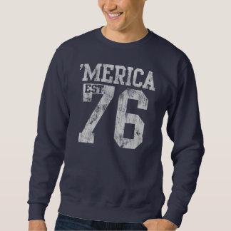 Vintage 'Merica Est. 1776 Sweatshirt