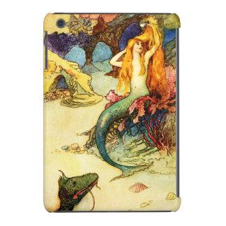 Vintage Mermaid iPad Mini Case