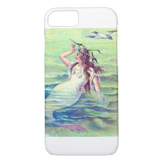 Vintage Mermaid iPhone 8/7 Case