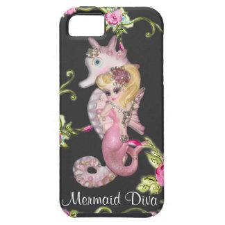 VINTAGE MERMAID iPHONE CASE-MATE CASE iPhone 5 Case