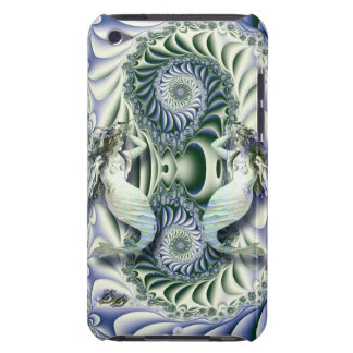 Vintage Mermaids in Fantasy Ocean Case-Mate iPod Touch Case