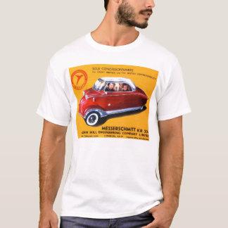 Vintage Messerschmitt 3 Wheeled Car From Germany T-Shirt