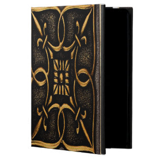 Vintage Metal Scroll Work iPad Air Cases