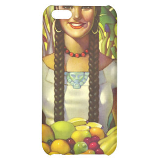 Vintage Mexico iPhone 5C Cases