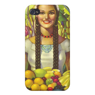 Vintage Mexico  iPhone 4 Cover