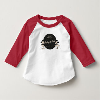 Vintage Mickey & Minnie T-Shirt