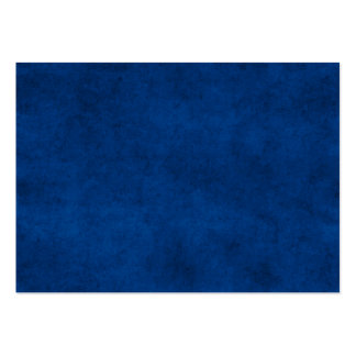 Vintage Midnight Blue Paper Parchment Template Business Card Template