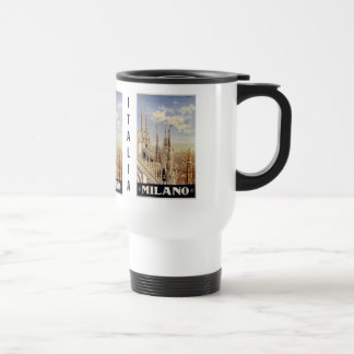Vintage Milano Milan Italy custom mugs