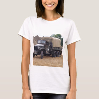 Vintage Military Truck T-Shirt