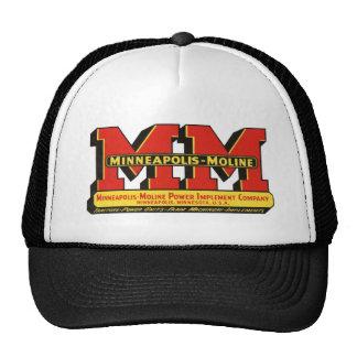 Vintage Minneapolis-Moline Cap
