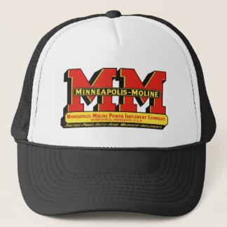 Vintage Minneapolis-Moline Trucker Hat
