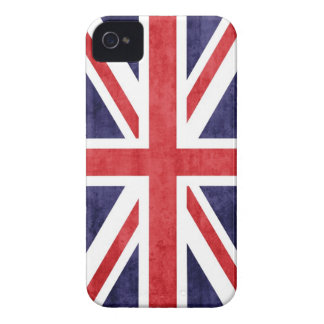 Vintage Mod Union Jack iPhone 4 Cover