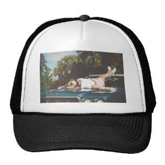 Vintage Monroe Inspired Cap