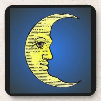 Vintage Moon Coaster