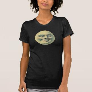 Vintage Moon Tee Shirts