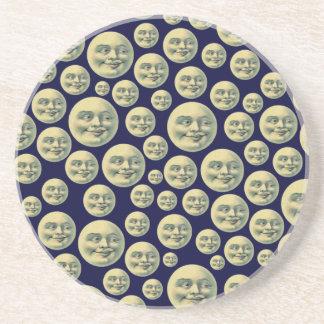 Vintage Moons Coasters