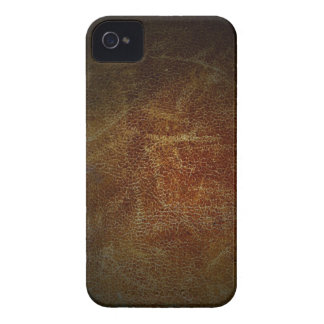 Vintage more leather iPhone 4 case