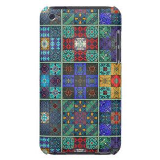 Vintage mosaic talavera ornament Case-Mate iPod touch case