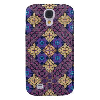 Vintage mosaic talavera ornament galaxy s4 cover