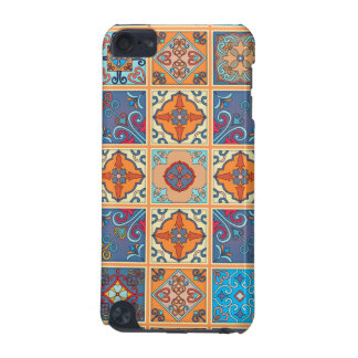 Vintage mosaic talavera ornament iPod touch 5G case
