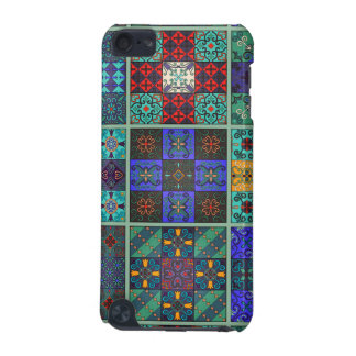 Vintage mosaic talavera ornament iPod touch 5G covers