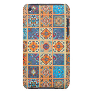 Vintage mosaic talavera ornament iPod touch case