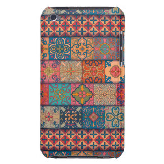 Vintage mosaic talavera ornament iPod touch Case-Mate case