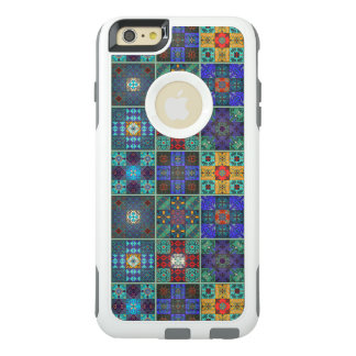 Vintage mosaic talavera ornament OtterBox iPhone 6/6s plus case