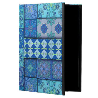 Vintage mosaic talavera ornament powis iPad air 2 case