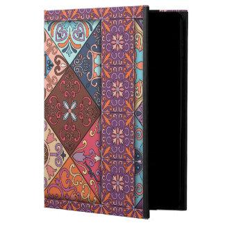 Vintage mosaic talavera ornament powis iPad air 2 case