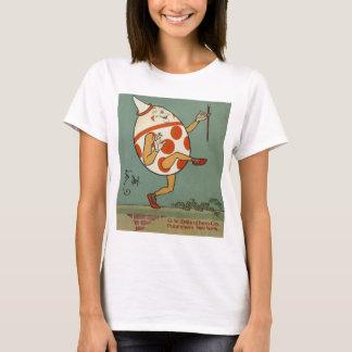 Vintage Mother Goose Nursery Rhyme, Humpty Dumpty T-Shirt