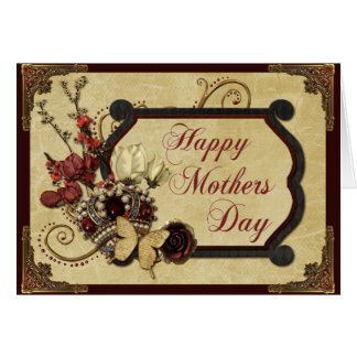 Vintage Mother´s Day Card