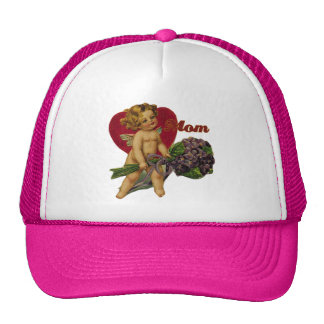 Vintage Mother s Day Mesh Hat