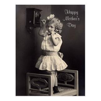 Vintage Mother s Day Postcard