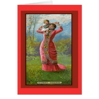 Vintage Mother's Day Sunny Hours Cards