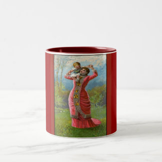 Vintage Mother's Day Sunny Hours Mugs