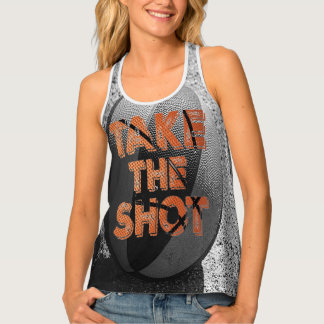 Vintage Motivation: Take the Shot Tank Top