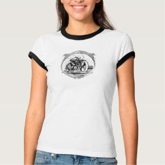 Vintage Motorbike T-Shirt