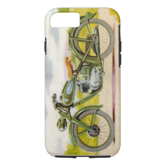 Vintage Motorcycle iPhone 8/7 Case