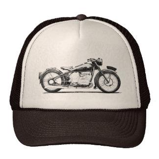 Vintage motorcycle shirts - 1936 BMW 500 Cap