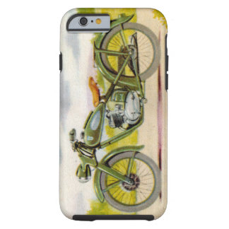 Vintage Motorcycle Tough iPhone 6 Case