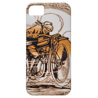 Vintage Motorcycle Traveler iPhone 5 Covers