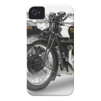 VINTAGE MOTORCYCLES iPhone 4 CASE